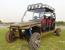 Beijing Joyner 1100cc 4 seats 4x4 UTV off road vehicle with EPA