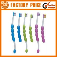 2015 High Quality Silicone Rubber Baby Toothbrush