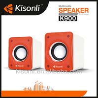 Hot New Products For 2014 Small Audio Sound System USB Speaker Box