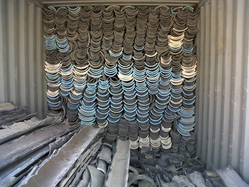 upvc pipe scrap,crushed and cutting of pipes,ldpe,hdpe,pp,pprc and others