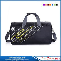 Promotional cheap price women travel bag with water bottle holder