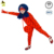 Movie Costume Miraculous Ladybug Costume For Kids Girls Cartoon Party Cosplay