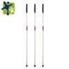blindman walking sticks. cane for disabled people, blind walking stick