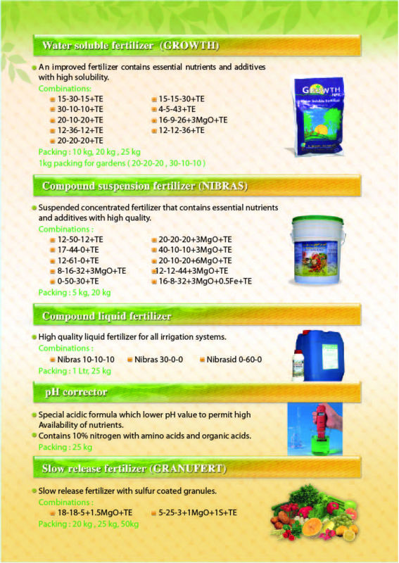 compound, liquid, powder, NPK fertilizers