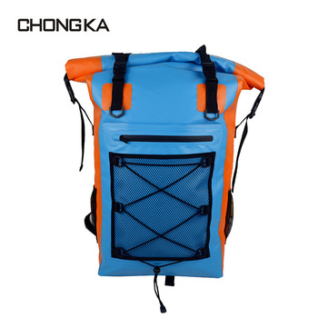 Outdoor Hiking Camping Mountaineering Travel waterproof Backpack Rucksack dry Bag in 35Liter