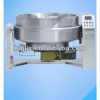 Commercial Electric Tilting Meat Boiling Kettle