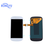 Replacement LCD Touch Screen Digitizer LCD Complete For Samsung Galaxy S3 mini i8190 LCD