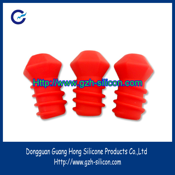colorful custom rubber sealing stopper
