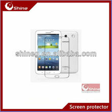 For Samsung galaxy P3100 tempered glass screen protector with factory price oem/odm (Glass Shield)