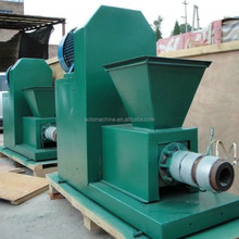 fire wood charcoal sawdust Screw Briquetting Machine