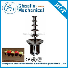 Hot sale stainless steel commercial party chocolate fountains