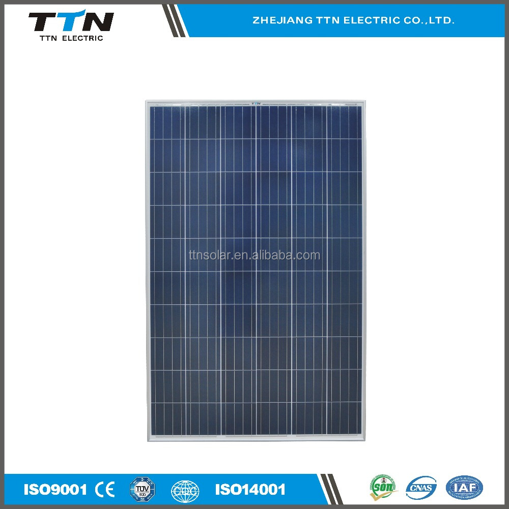 Poly 250w solar panel Cell 156*156MM pv podule off grid power factory price