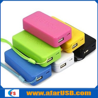 2014 new style Rectangular pudding power bank,Universal Power Bank Pudding Design For mobile Phone