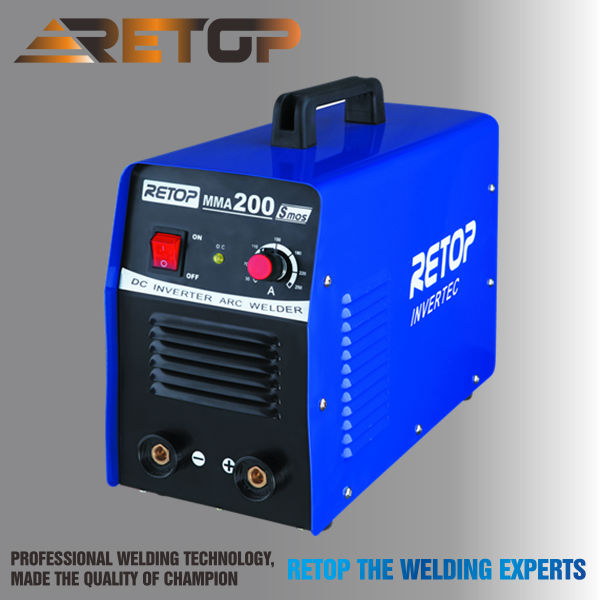 MMA200 High Quality mma Welding Machine For Sale,Line Boring And Welding Machine,Multi Function Welding Machine