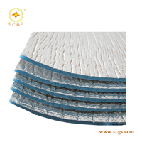 Sun reflective aluminum foil thermal insulation material