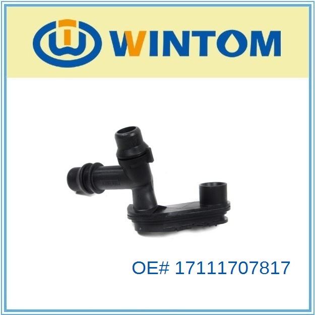 Water Connection Pipe - Connects the radiator to the expansion Fit for BMW 1711 1 707 817