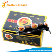 40mm bamboo round Five Star Indonesian shisha charcoal,odorless long burning time tablet shisha charcoal