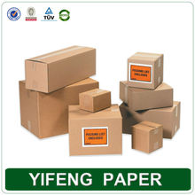 Wax Printed Colored Paper Corrugated Boxes Manufacturers