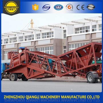 Wide Used Manufacturer Price Construction Precast Ready Mix Concrete Batching Plant for Sale