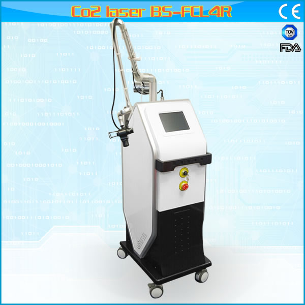color photon ultrasonic beautiful skin instrument home use co2 fractional laser