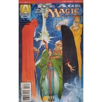 Magic The Gathering Comic Book: Ice Age #3