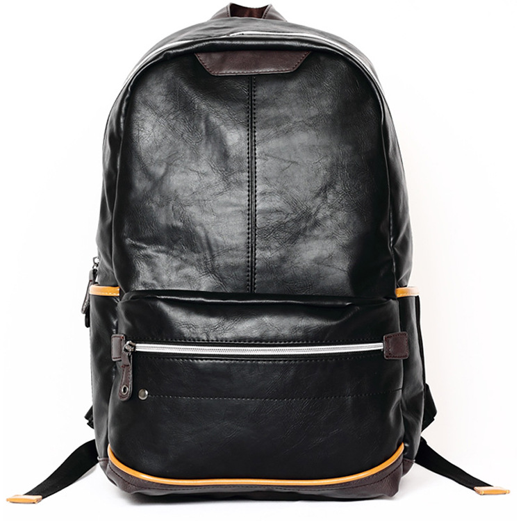 alibaba china wholesale fashion waterproof leather backpack