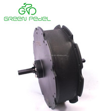 Greenpedel brushless gearless 1500w 3000w electric bike 3kw hub motor bldc
