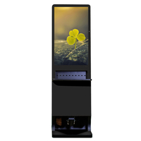 42 Inch Touch Screen Stand-alone Free Standing Multiple Device Charging Station