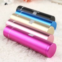 2017 Promotional Wholesale Rohs Gift Power Bank 2600 mah for smartphone