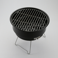 Charcoal Outdoor Griil Barbeque Mini BBQ Grill Oven BBQ Accessories