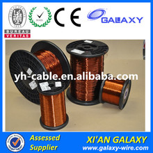 Hot Sell Market Price Square Enameled Coated Copper Wire Price PEW Enameled Copper Round Wire For House Wiring Electrical Cable