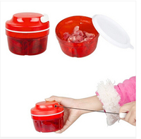 Essential Chopper multifunctional hand Speedy Chopper vegetable/fruits chopped shredder cooking tools