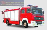 hot sale first-aid outfit water tanker fire truck new design