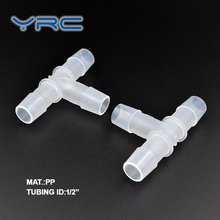 small plastic joint equal pipe fittings barred tee