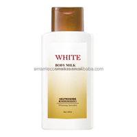 Golden pearl whitening moisturizing lotion &magic milk rapid whitening lotion for face care OEM