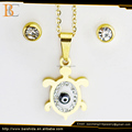 cheap fashion animal evil eye handmade jewelry wholesale Dongguan