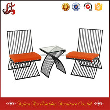 All-weather 3-piece Outdoor Table and Chair Cheap Bistro Set