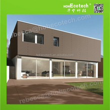 Natural look cheap prix bois plastique composite bardage