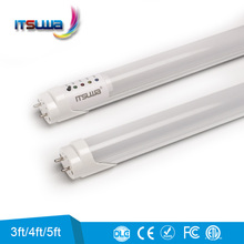 Hot selling Ra80 Long Lifespan SMD2835 13W 18W 22W 12v led emergency tube light t8 with internal battery