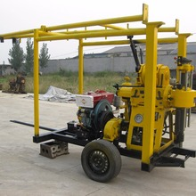 Drilling XY-200 drilling rig 200 meter mineral equipment