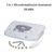 professional microdermabrasion machine ultrasonic face scrubber skin care instrument pigmentation removal machine