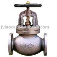 Cast Iron screw-down check valve,flange end,Jis standard