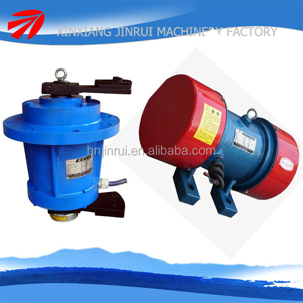 YZS-1.5-4 AC three phase electric motor with 1.5KN exciting force and 0.12KW