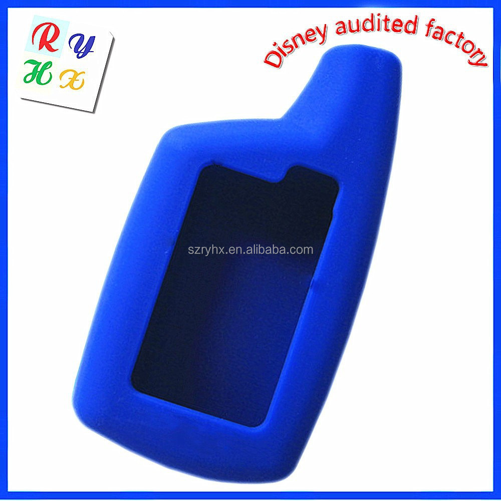 Top Selling Car Alarm Key Silicone Covers with Low Price for Car Alarm Key
