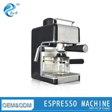 Family Efficient Electric Cappuccino Coffee And Espresso Maker