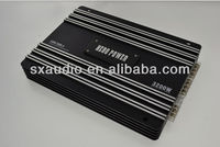 Factory manufactured cheap amplifiers for cars 2013 RMS 100W*2CH (4ohms)