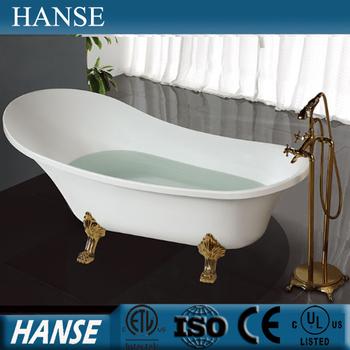Hs B512 Classic Bathtub Prices Resin Freestanding Tub Oval Free Standing Ba