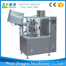 Piston pump KNF-60 A automatic grease tube filling machine ,high viscosity product filling machine
