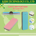 Low price Fashion power bank 5000mah 5600mah USD3.98
