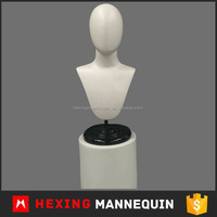 Cheap Abstract Male Head Mannequin With Shoulder